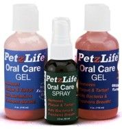 Dental care for dogs, cats and horses. PetzLife Oral Care Spray from $24.99