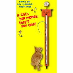 fling-ama-string free shipping included A great fun cat toy