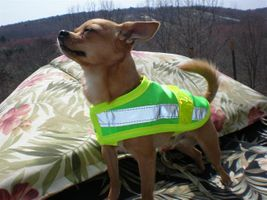 Hi viz vests, Reflective Safety Vest, Price includes free shipping