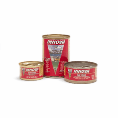 Innova 3 oz Canned Adult Cat Food Original and Low Fat