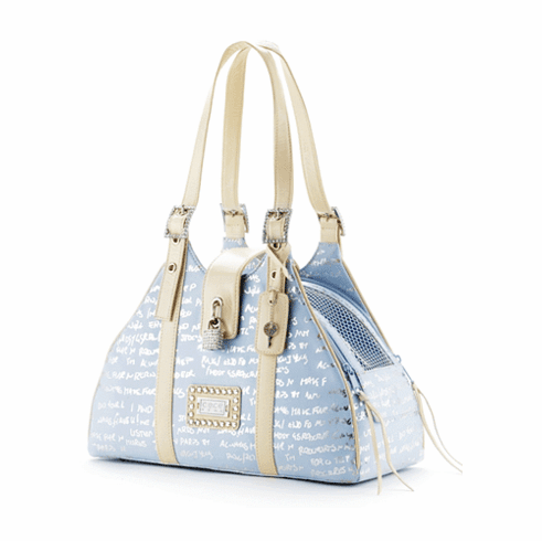 Lilly Malibu Carrier - Blue CK046-206MAL-841434-Cece