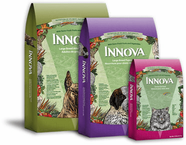 Natura INNOVA Holistic Foods for Every Taste and Life Stage from $4.98