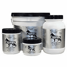 Nupro All Natural Dog Joint Supplement Small and Large Breeds