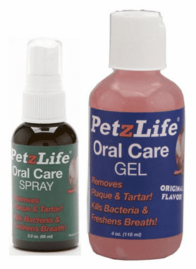 Oral Care Spray and Gel (2 Pack)