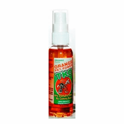 Orange TKO Industries 100% Organic Cleaning Power 2 oz. 1006 Uses