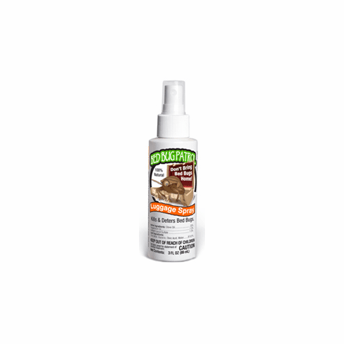 Patrol Natural Bed Bug Killer (1) 3oz Travel Size Spray bottle. Price includes Free shipping