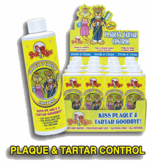 Pet kiss Plaque & Tartar Control