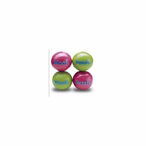 Planet Dog Orbee-Tuff® Woof. & Fetch indestructible Balls (includes shipping)
