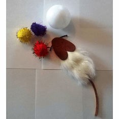 Rosie Rat gift bag includes  Rosie Rat, and two other toys  (includes shipping)