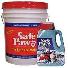 "SafePaw ice dam melter  snow melt ""Green Award Winner"" 100 percent safe Ready to Ship."