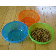 Z-pals Pet, Dog, Cat, food bowls, free shipping  One (1) for $2.49