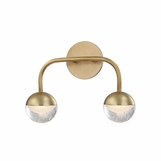 2-Light Bath Sconces