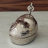 Abu Trinket Box | Nickel