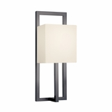 Addison Sconce | Black