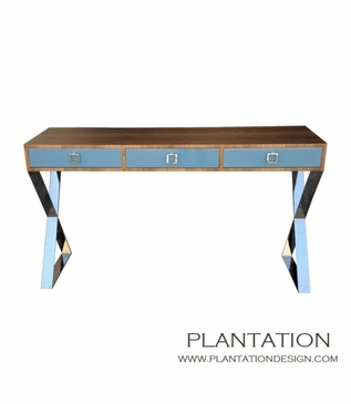 Alexander Console Table | Walnut