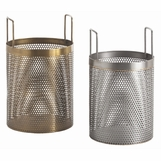 Allain Metal Nesting Baskets Set