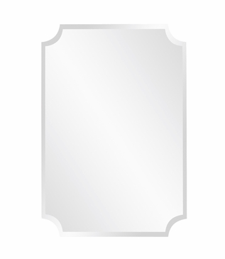 Ambrose Frameless Wall Mirror