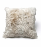 Andes Alpaca Pillows | Cream