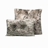 Andes Alpaca Pillows | Grey