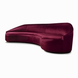 Angeline Curved Sofa