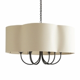 Annette Grand Chandelier | Bronze