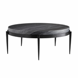 Apollo Coffee Table | Black Marble