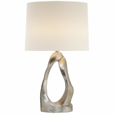Arches Table Lamp | Silver