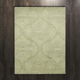Archon Wool Rugs | Green