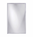 Arlen Frameless Wall Mirror | Rectangular