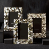 Ashoka 4x6 MOP Frames | Set of 3