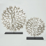 Asteroid Sculptures | Nickel