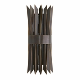 Astoria Sconce | Burnished Brass