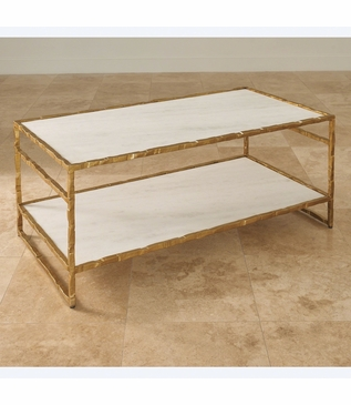 Athens Chiseled Coffee Table