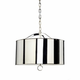 Atom 28 Pendant | Polished Nickel