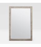 "Auckland Wall Mirrors | Silver ""Silk"""