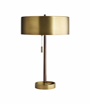Audra Desk/Task Lamp | Antique Brass