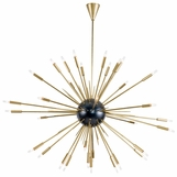Aurora Grand Starburst Chandelier