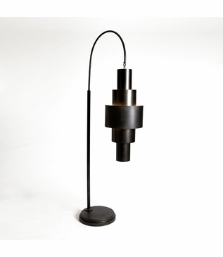 Avalon Bronze Floor Lamp