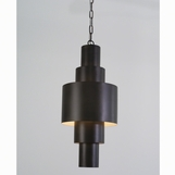 Avalon Bronze Pendant | Small