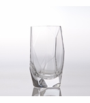 Axel Highball Glasses Set | Clear