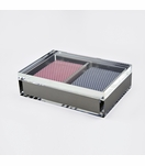 Babst Playing Card Box | Silver