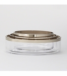 Babylon Set of 3 Bowls | Silver