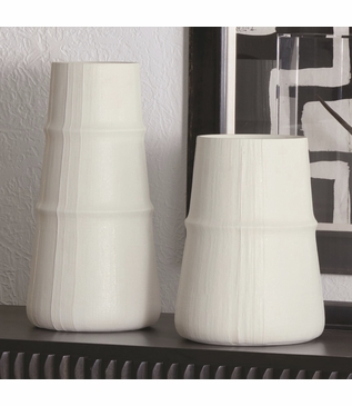 Badgley Ceramic Vases