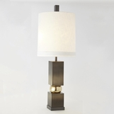 Balance Table Lamp | Bronze