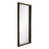Bandito Wood Floor Mirror