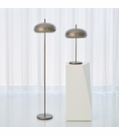 Banks Floor Lamp | Bronze