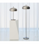Banks Floor Lamp | Gunmetal