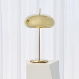 Banks Table Lamp | Brass