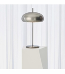 Banks Table Lamp | Gunmetal