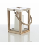 Bar Harbor Square Lantern | Short